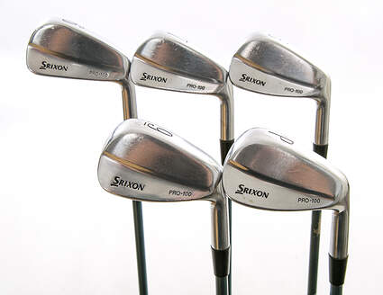 Srixon Pro 100 Iron Set 6-PW True Temper Tour Concept Steel Regular Right Handed 38 in