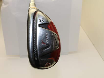 Nike Victory Red Pro Hybrid 2 Hybrid 18* Project X 6.5 Graphite Graphite X-Stiff Right Handed 41 in