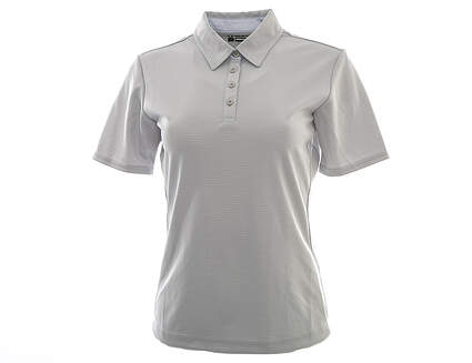 New Womens SUNICE Sunice CARA Silver Polo Small S Gray MSRP $70 8150