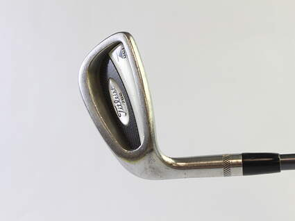 Titleist DCI 762 Single Iron 9 Iron Aldila NVS Bazooka 60 Shaft Graphite Ladies 34.5 in
