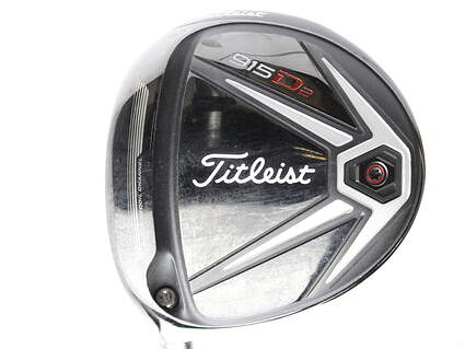 Titleist 915 D2 Driver 12* Mitsubishi Diamana M+ Red 40 Graphite Ladies Left Handed 44 in