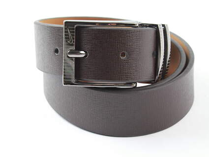 New Mens Nike Golf Laser Etched II Mens Belts 40 Leather MSRP $55 1116302