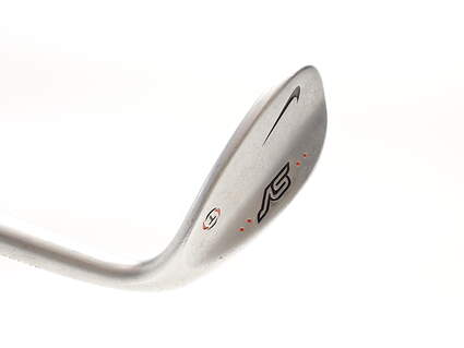 Nike SV Tour Chrome Wedge Lob LW 60* 6 Deg Bounce True Temper Dynamic Gold S400 Steel Stiff Right Handed 34.75 in
