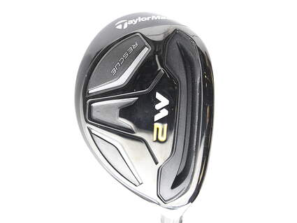 TaylorMade M2 Hybrid 6 Hybrid 28* TM Reax 45 Graphite Ladies Right Handed 38 in