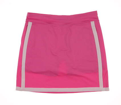 New Womens Ralph Lauren Golf Skort Size Medium M Pink MSRP $98