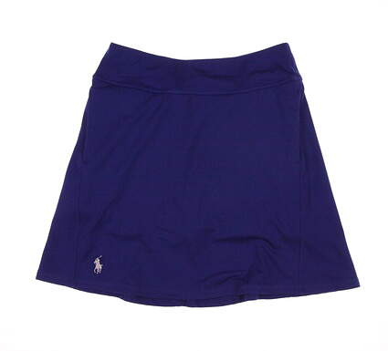 New Mens Ralph Lauren Polo Golf Skort Size X-Small XS Blue MSRP $125