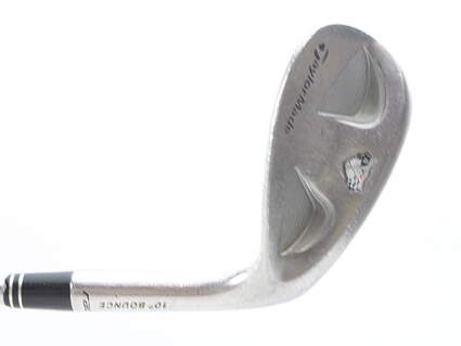 TaylorMade Rac Satin Tour TP Wedge Sand SW 54* 10 Deg Bounce Stock Steel Shaft Steel Wedge Flex Right Handed 35.5 in