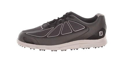 New Mens Golf Shoe Footjoy Superlites CT Medium 11.5 Gray MSRP $115 58003