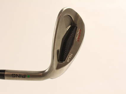 Ping Tour Gorge Wedge Sand SW 54* Wide Sole Tour Grind Ping CFS Steel Stiff Right Handed 35.5 in