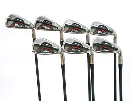 Titleist 712 AP1 Iron Set 5-PW GW Titleist GDI Tour AD 50i Graphite Ladies Right Handed 37 in