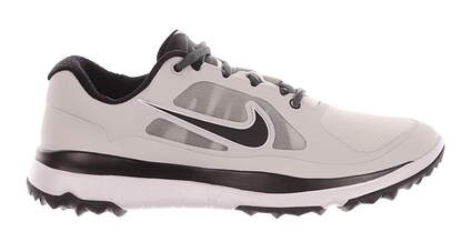 New Mens Golf Shoe Nike Fi Impact Medium 9.5 Gray MSRP $160 611510_003