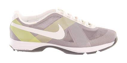 New Womens Golf Shoe Nike Lunar Summer Lite Medium 9.5 Green/Gray/White MSRP $100