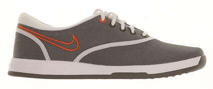 New Womens Golf Shoe Nike Lunar Duet Medium 9.5 Gray MSRP $100 549593_301
