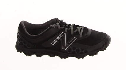 New Mens Golf Shoe New Balance Minimus Sport Medium 9 Black MSRP $120 NBG1001