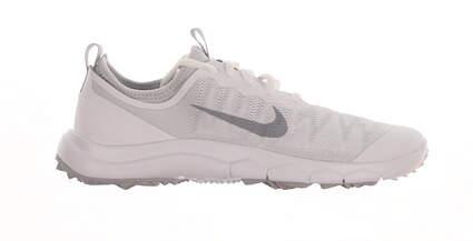 New Womens Golf Shoes Nike FI Bermuda Medium 6.5 White MSRP $110 776089