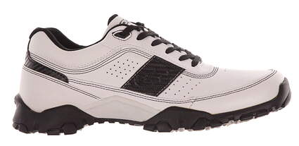 New Mens Golf Shoe Ogio City Turf 9 White / Black MSRP $120 M15186-9.268