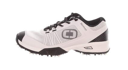 New Mens Golf Shoe Ogio Sport Spiked 10 White MSRP $100 M15188-10.268