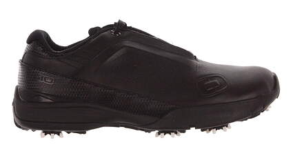 New Mens Golf Shoe Ogio Race Spiked 10.5 Black MSRP $140 M15184-105.03
