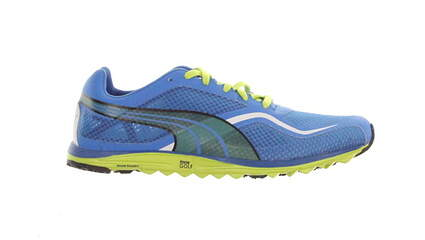 New Mens Golf Shoe Puma Faas Lite Mesh 11.5 Blue MSRP $80 186847 04
