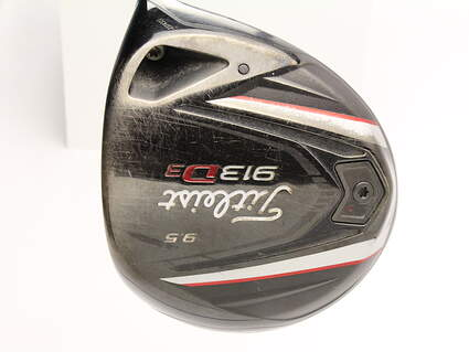 Titleist 913 D3 Driver 9.5* Project X 7C3 Shaft Graphite Stiff Right Handed 45 in