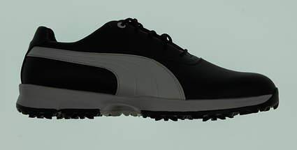 New Mens Golf Shoe Puma Ace 10.5 Black/White MSRP $100 188658 04