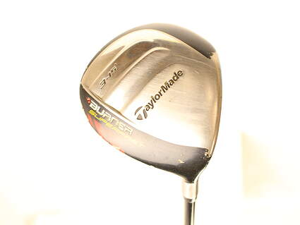 TaylorMade Burner Superfast Fairway Wood 3 Wood 3W 15* TM Matrix Ozik Xcon 4.8 Graphite Stiff Right Handed 43.5 in