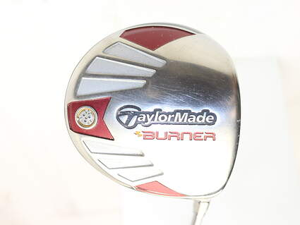 TaylorMade 2009 Burner Driver 9.5* TM Fujikira Reax 50 Graphite Stiff Right Handed 45.5 in