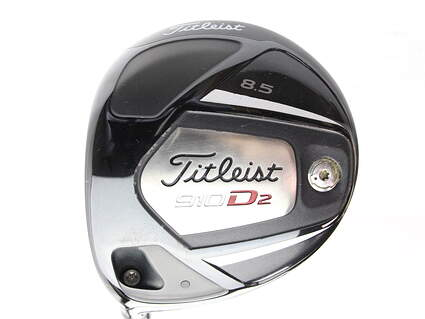 Titleist 910 D2 Driver 8.5* G Design Tour AD Throttle Graphite Stiff Left Handed 45 in