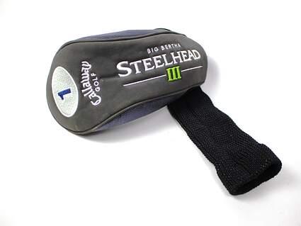 Callaway Steelhead III 1 Driver / Fairway Wood Headcover Head Cover Golf