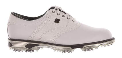 New Mens Golf Shoe Footjoy Dryjoys Tour Medium 9.5 White MSRP $280