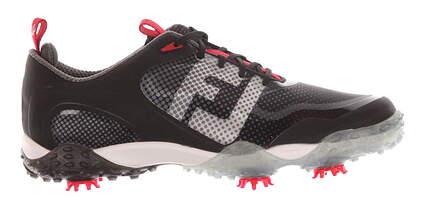 New Mens Golf Shoe Footjoy Freestyle Medium 9 Black MSRP $160