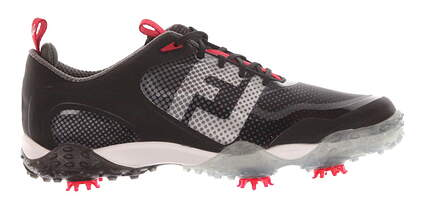 New Mens Golf Shoe Footjoy Freestyle Medium 9.5 Black MSRP $160