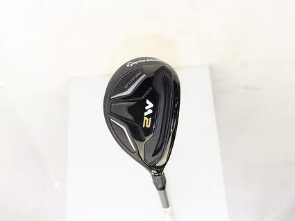 TaylorMade 2016 M2 Hybrid 6 Hybrid 28* TM Reax 45 Graphite Ladies Right Handed 38 in