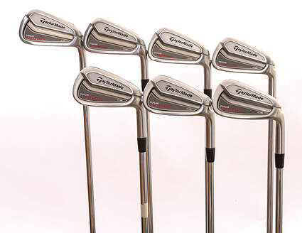 TaylorMade 2014 Tour Preferred CB Iron Set 4-PW True Temper Dynamic Gold Steel Regular Right Handed 38.25 in