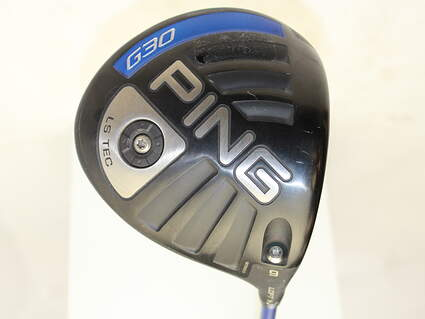 Ping G30 LS Tec Driver 9* Ping TFC 419D Graphite Senior Right Handed 45.5 in