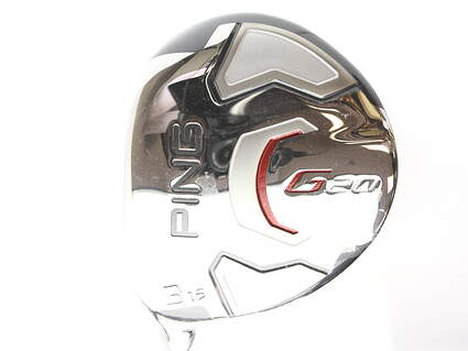 Ping G20 Fairway Wood 3 Wood 3W 15* Ping TFC 169F Graphite Regular Left Handed 43 in