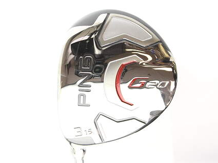 Ping G20 Fairway Wood 3 Wood 3W 15* Ping TFC 169F Graphite Senior Left Handed 43 in
