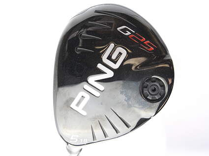 Ping G25 Fairway Wood 5 Wood 5W 18* Ping TFC 189F Graphite Regular Left Handed 42.5 in