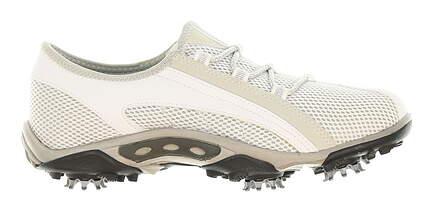 New Womens Golf Shoe Footjoy Summer Series Medium 7 Gray MSRP $140 98854