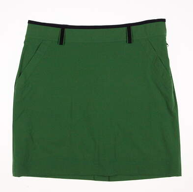 New Womens Ralph Lauren Golf Skort Size 8 Green MSRP $125