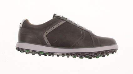 New Mens Golf Shoe Ashworth Cardiff ADC 2 12.5 Gray MSRP $100