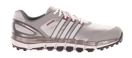New Mens Golf Shoe Adidas Pure 360 Gripmore Sport 11.5 Gray MSRP $130