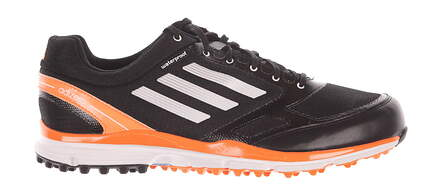 New Mens Golf Shoe Adidas Adizero Sport II Medium 11 Black MSRP $150