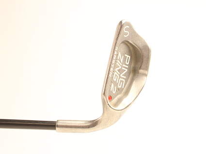 Ping Zing 2 Wedge Sand SW Ping Karsten 101 By Aldila Graphite Regular Right Handed Red dot 35.25 in
