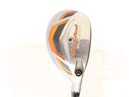 Cobra AMP Hybrid 4 Hybrid 22* Grafalloy ProLaunch Red Hybrid Graphite Regular Right Handed 40 in