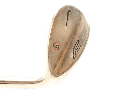 Nike SV Tour Chrome Wedge Gap GW 52* 10 Deg Bounce Nike True Temper SV Steel Wedge Flex Right Handed 35.25 in