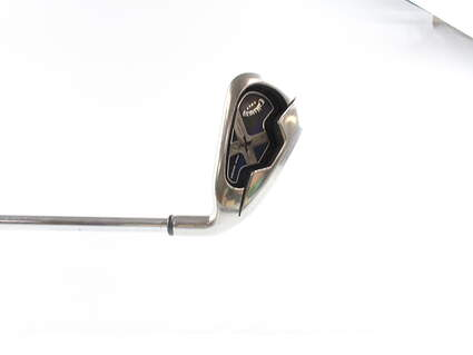 Callaway X-18 Pro Series Single Iron 3 Iron 21* Stock Steel Shaft Steel Stiff Right Handed 39 in