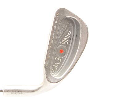 Ping Eye 2 Single Iron 4 Iron Ping ZZ Lite Steel Stiff Right Handed Red dot 38 in