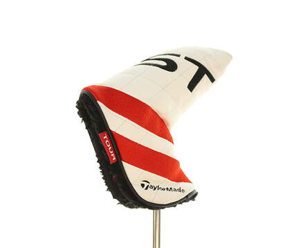 TaylorMade Ghost Tour Series Blade Putter Headcover Red/White