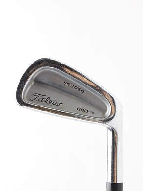 Titleist 690 CB Forged Single Iron 4 Iron True Temper NDI Shaft Steel Regular Right Handed 38.5 in